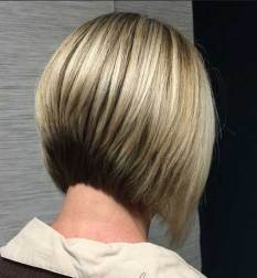 Short Bob Haircuts Back View For Women